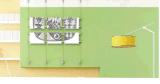 Sistema de indicador funcional do cabo da instalação fácil