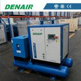 compresseur de la vis 25HP/18.5kw avec le dessiccateur d'air, filtre