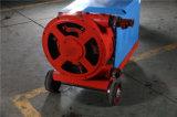 Tipo eléctrico de alta presión de la protuberancia que pinta (con vaporizador) mamposteando la bomba