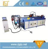 Máquina de dobra portátil azul da pressão hidráulica de Dw38cncx3a-2s 12MPa