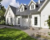 Villa rapide préfabriquée de luxe de structure métallique de lumière de construction