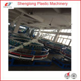 Fabricación circular plástica del telar de China