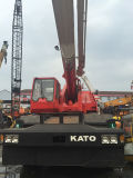 使用された/第2Hand日本のBrand Kato Mobile Crane/オフロードCrane/Truck Crane/50tons