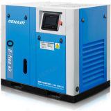 Compresor de aire sin aceite silencioso industrial del tornillo de Roary de 10 barras