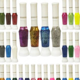 2 инструмента красотки пер притяжки заполированности искусствоа ногтя дорог (NP02)