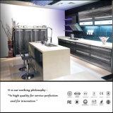 紫外線MDFの高い光沢のある食器棚(ZH04)