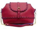 女性ニースの割引革ハンドバッグのための最もよい革女性のハンドバッグのオンライン袋