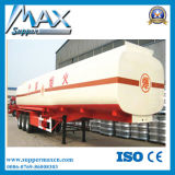Oil Transportのための3車軸60t Oil Tank Trailer