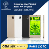 最も新しい4G Lte 5.5インチの携帯電話Mtk6735pのアンドロイド5.1のスマートな電話可動装置