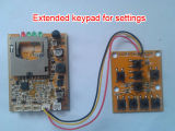 Télévision en circuit fermé DVR Module, carte SD Motion Detection Used, Model Bd-300p d'Ui Costomized de Support 64GB