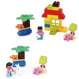 Juguete creativo educativo de los bloques de los ladrillos del juguete DIY
