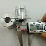 gat 32*40mm van 10*14mm het Vastklemmen van de Schacht van de Motor Koppeling