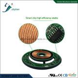 Ce sans fil sec de vente chaud RoHS de chargeur de bobine simple sans fil sèche de chargeur