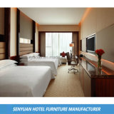Enchufe de los muebles del hotel de la liquidación del diseño del dormitorio (SY-BS33)