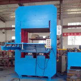 Vollautomatische Platten-Gummivulkanisierenpresse-Maschine