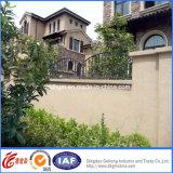 Bello recinto residenziale economico ornamentale del ferro saldato (dhfence-7-2)