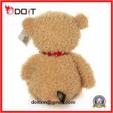 Ursos de seda da peluche do luxuoso do urso do brinquedo do luxuoso para miúdos