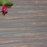 Plancher à haute brillance de stratifié de la protection de l'environnement E0