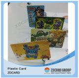 Plastic M1 Klassiek Transparant Adreskaartje RFID met FM4428
