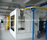Le matériel usine la machine d'enduit de poudre