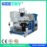 Qmy18-15移動式ブロックまたは煉瓦作成機械