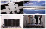Кровать самомоднейшего металла пользы студента домашнего офиса мебели складывая