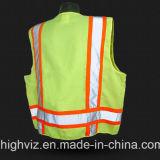 Veste de segurança de alta visibilidade com ANSI07 (C2026)