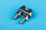 DIN741 와이어 로프 클립 / 클램프 스테인레스 스틸