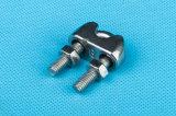 DIN741ワイヤーロープクリップステンレス鋼
