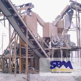 Alto eficiente del mineral del oro planta de beneficio
