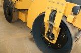 Tonelada vibratoria YZ6C del rodillo de camino del solo tambor aprobado del CE 6