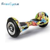 Батарея Samsung 10 собственная личность колеса автошины 2 дюйма большая балансируя Unicycle электрического скейтборда Unicycle самоката электрического электрический