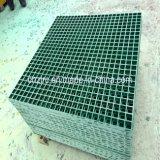 Corrosiebestendige en Vuurvaste Grating van de Glasvezel, Grating FRP