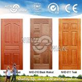 新しいデザインHDFによって形成されるドアの皮(NDS-VD1001)