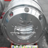 """トラックのアルミニウム縁は造った鋳造物のトラックの合金の車輪22.5を"""""""