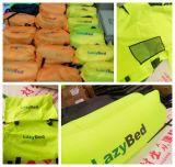 Popular inflável Hangout Air sacos de dormir para praia