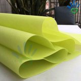 Tela não tecida de Spunbond do Polypropylene para o saco que faz materiais
