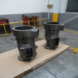 Boîtier de compresse à vis (fonte grise EN-GJL-250) Fonte de fonte