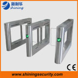 Access Control automático Flap Swing Barrier Gate para Turnstile (STC201)