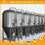 De nieuwe Apparatuur van de Fabriek van het Bier van het Ontwerp, het Bierbrouwen van de Apparatuur van de Brouwerij