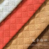 Tissus à la maison décoratifs de sofa avec le traitement d'édredon