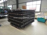 De zwarte Mat van de Controle van het Onkruid van de Kleur pp Geweven voor Landbouw