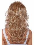 Les Hairpieces 60# de Madame Gaga Wig Cosplay Cos libèrent le coup de mode de chapeau de cadeau dans la ligne perruques synthétiques de cheveu blond de cheveu quotidien longues