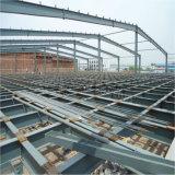 Gruppo di lavoro chiaro Pre-Costruito della struttura d'acciaio di basso costo da vendere