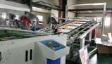 7개의 시리즈는 홈을 파기 인쇄하는 상자를 정지한다 절단 (겹쳐 쌓이기) 기계를 주름을 잡았다
