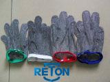 Перчатки сетки кольца отрезока Gloves/Stainless сетки стальные
