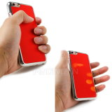 Temperatura sensible al calor color cambiando la caja del teléfono para el iPhone 7