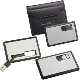 Memoria Flash de la tarjeta de crédito de la tarjeta de crédito del USB de la impresión a todo color
