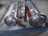 造られた炭素鋼4140鋼鉄油圧シャフト
