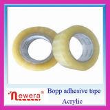 Kundenspezifischer Hochviskositäts-BOPP Klebstreifen des China-Hersteller-für Dichtungs-Verpackung
